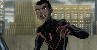 Miles Morales Utlimate Spiderman show