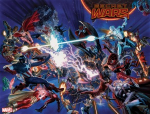 Marvel Secret Wars 2015
