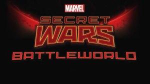 SecretWars Battleworld logo