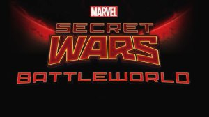 SecretWars Battleworld logo
