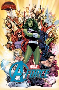 A-Force cover