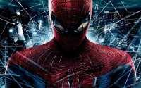 Amazing Spider-Man close up