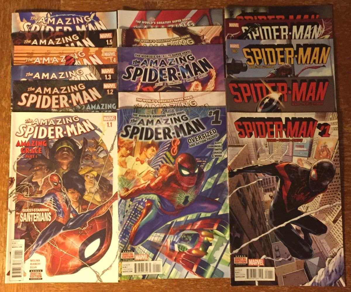 Free Comic Book Day New York City: Mixed Marvel Comics Giveaway – November 2016