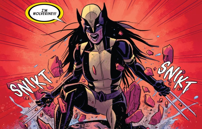 All-New Wolverine #18 I am Wolverine