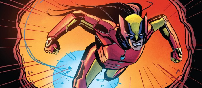 All-New Wolverine #18 Iron Man