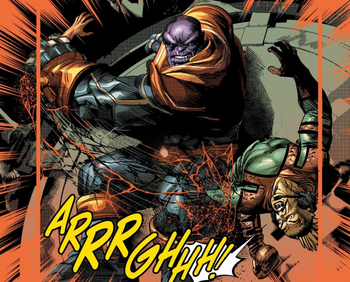 Thanos #5 Review Thanos Free