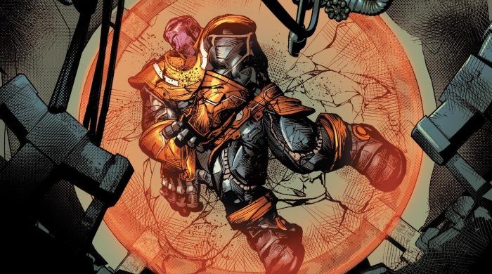 Resultado de imagem para Thanos gladiador Mike Deodato
