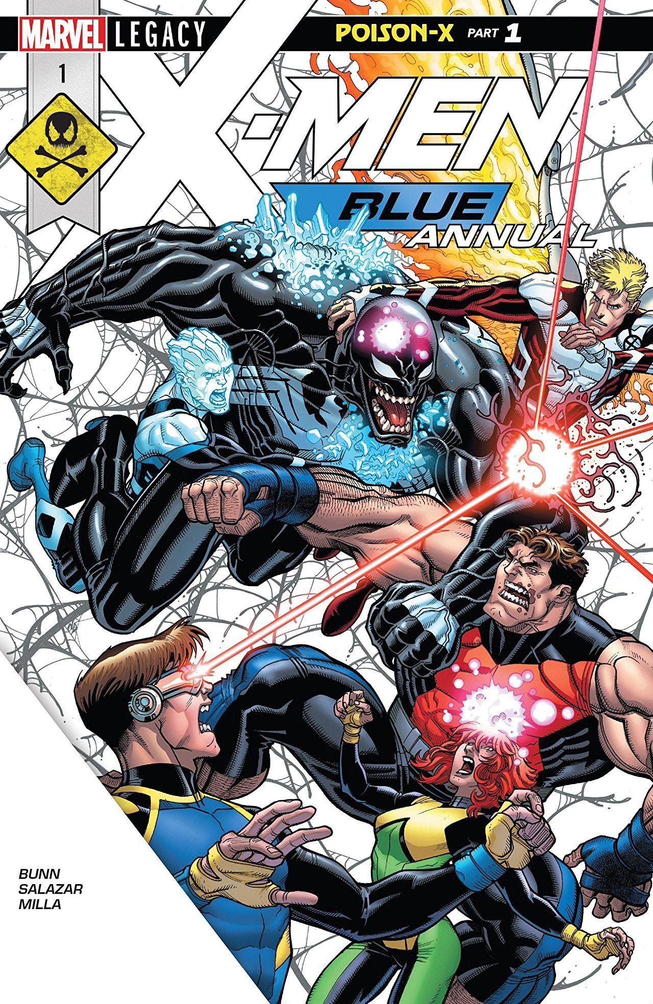 Fantasy Comic League: Official Scoring, Week 04 – January 24